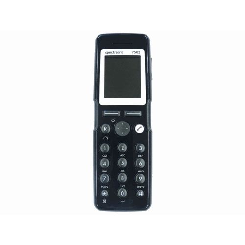 7502 Handset, 1G8, includes battery.