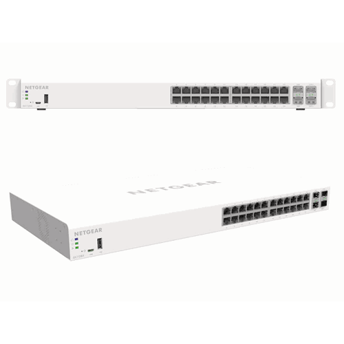 Insight GC728x 24-poorts smart cloud switch