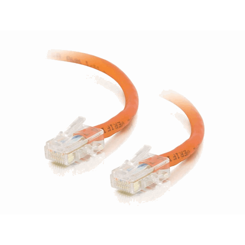UTP CAT6 patchcable orange 1meter