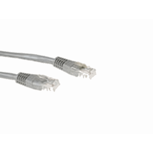 UTP patchcable grey 0,5 m