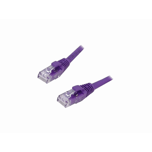 UTP patchcable purple 15 m
