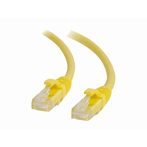 UTP patchcable yellow 1,50 m