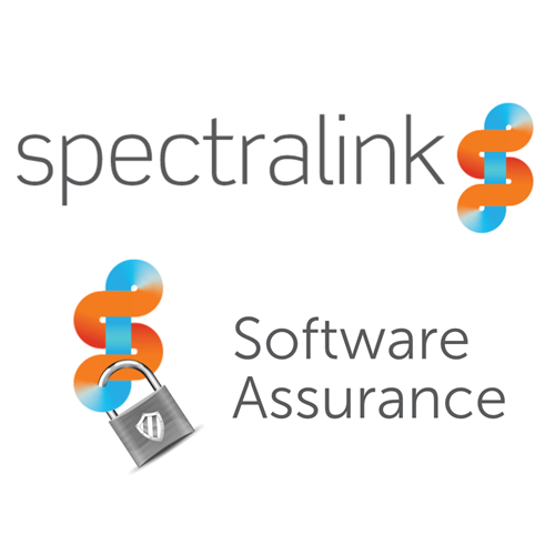 First year Software Assurance Spectralink 9553-Series (WiFi w/Scanner)