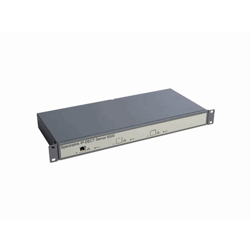 "IP-DECT Server 6500 19"", 30 gebr./excl. kabels Rackmounted, incl rack-kabinet"