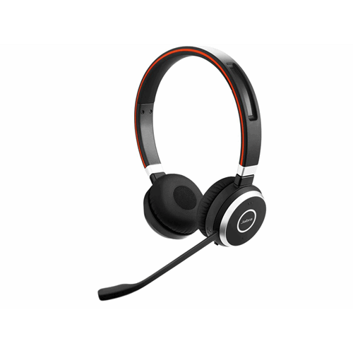 Jabra EVOLVE 65 UC Stereo (USB / Bluetooth)