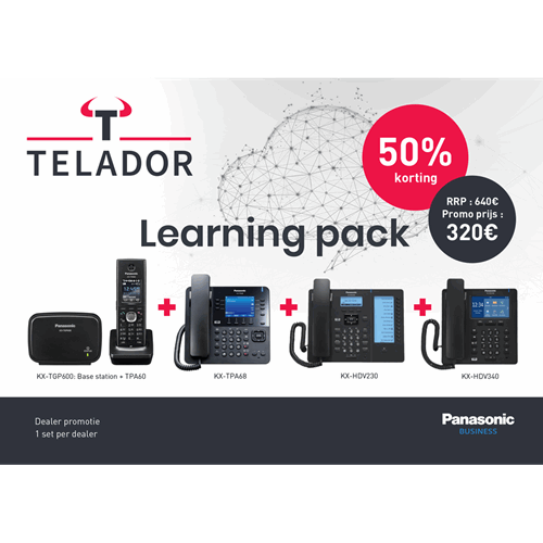 Learning Pack (50% korting)