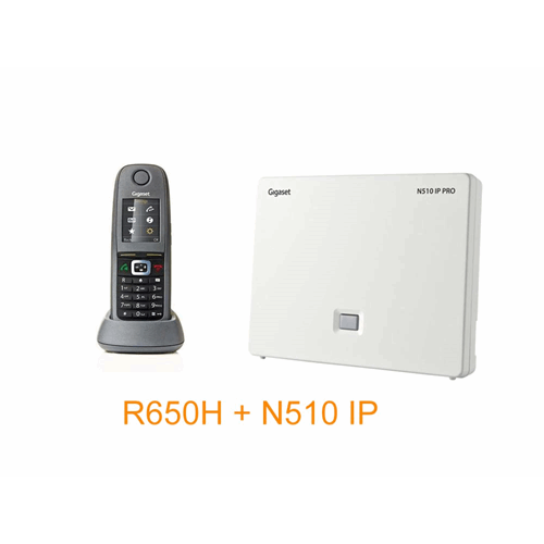 N510 IP PRO base with R650H PRO handset