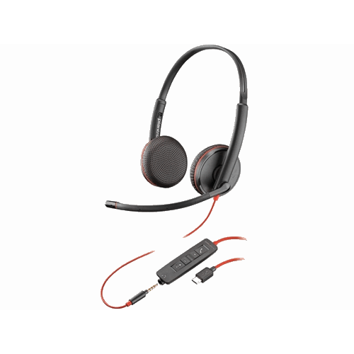 Plantronics Blackwire C3225 duo USB-C