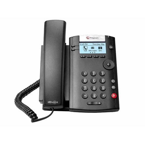 Polycom VVX 201 Business Media Phone