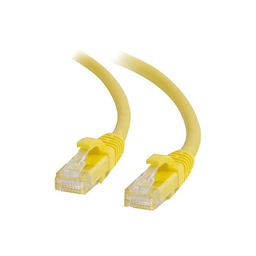 UTP CAT6 patchcable yellow 1 m