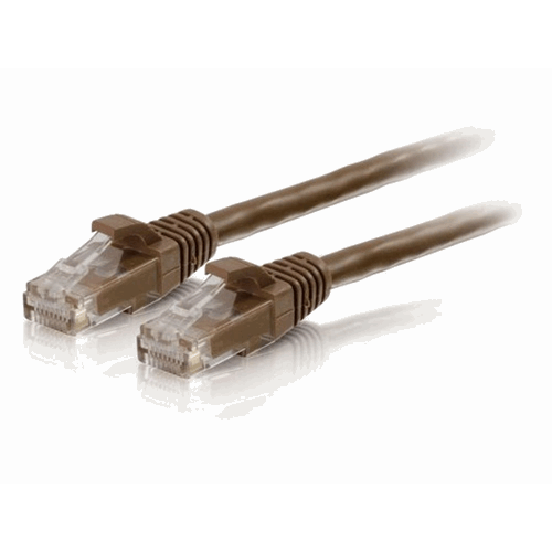 UTP patchcable brown 2 meter