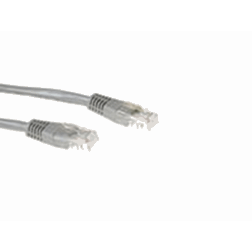 UTP patchcable grey 10 m