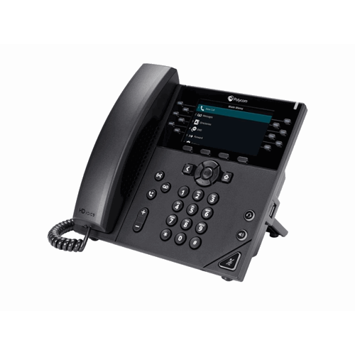 VVX 450 Business IP Phone