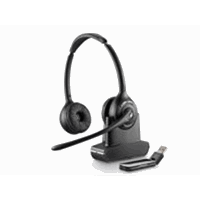 Plantronics Savi W420-M wireless Microsoft Lync headset
